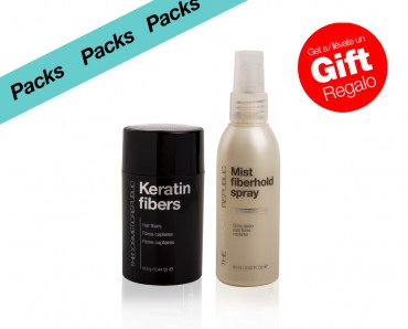 Keratin hair building fibers 12,5g.