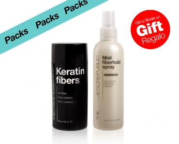 Keratin hair building fibers 25g.