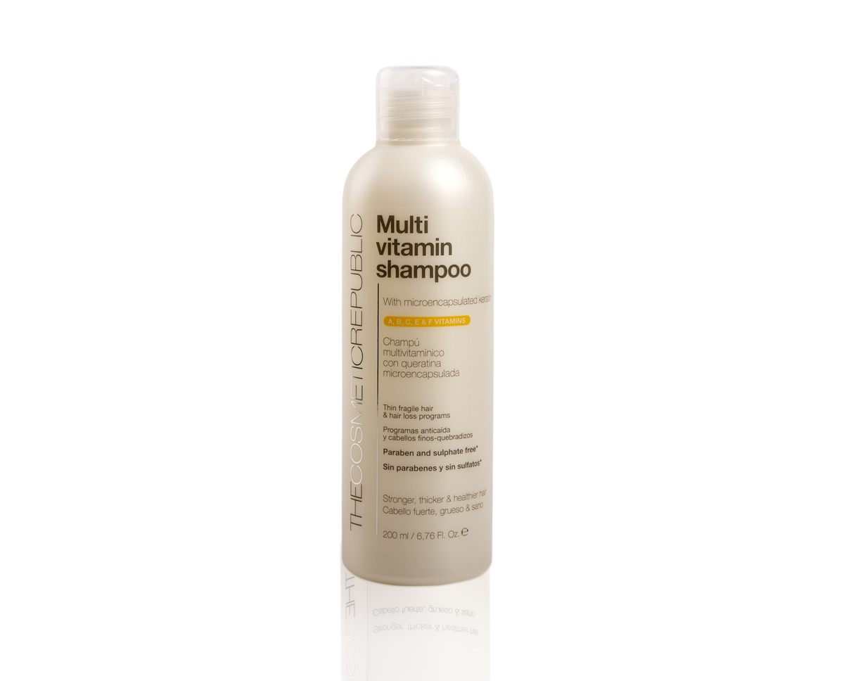 Multi Vitamin Shampoo